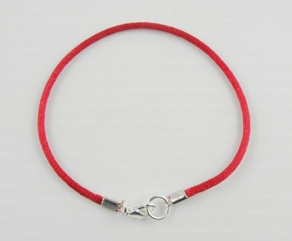 Bracelet fil rouge signification
