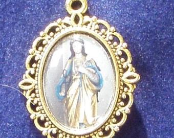 Saint Philomena Religious Medal