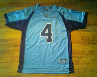 North Carolina Tar Heels Football Jersey - Large