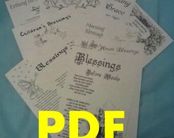 Pagan Blessings PDF Format