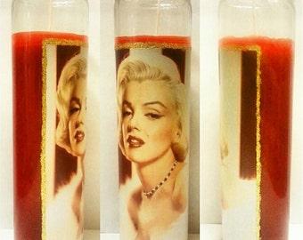Marilyn Monroe Candle