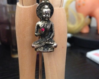Cute Buddha necklace