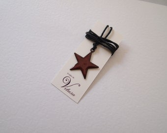 Wedding gifts. Star Pendants