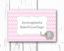It is a picture of Trust Free Printable Baby Registry Cards