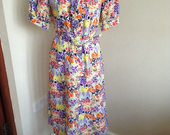Vintage summer dress by Molly Haw