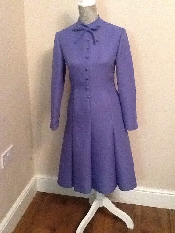 Vintage peggy french couture dress for French couture dresses