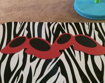 Minnie Mouse shoe border