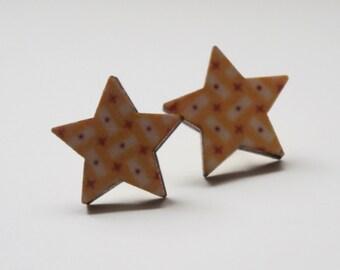 Star Candy Earrings