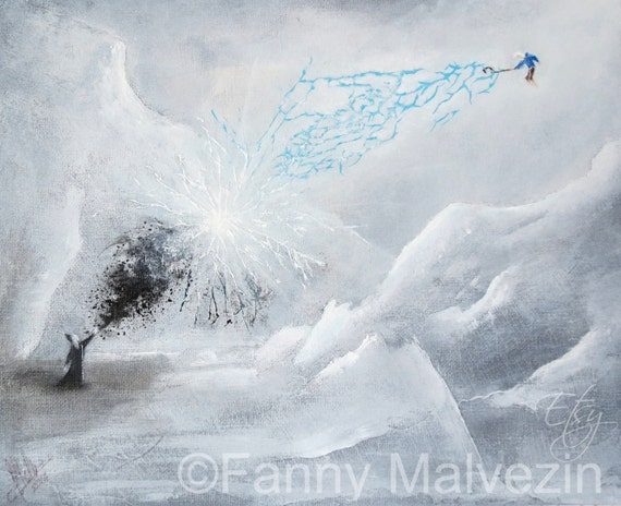 jack frost fighting pitch - photo #13