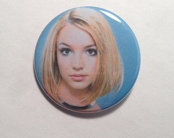 Britney Spears button