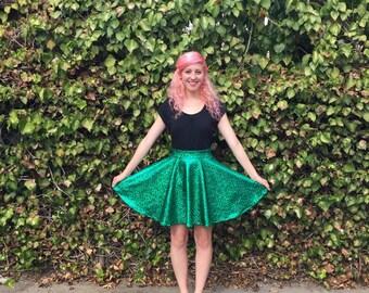 Ariel inspired Disneybounding circle skirt
