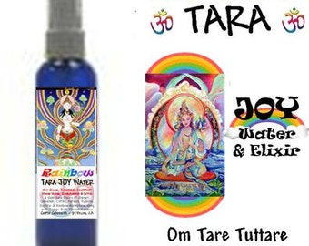 RAINBOW TARA Joy Water by Gypsy Goddess