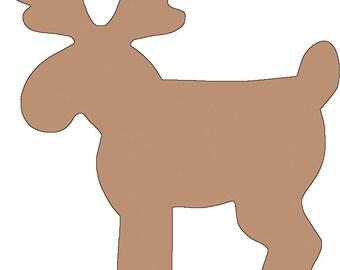 Deer Sticky Notepad