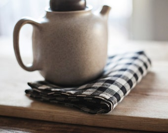 Linen Kitchen Towel   / Hand Towel /  Kitchen Towel / Rustic