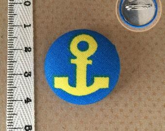 Anchor, anchor, ancla