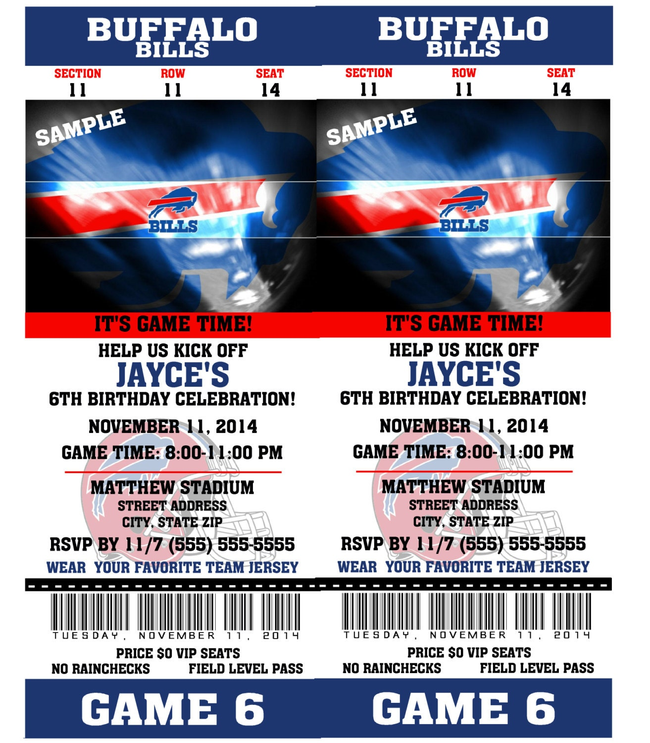 This is a photo of Divine Buffalo Bills Schedule Printable