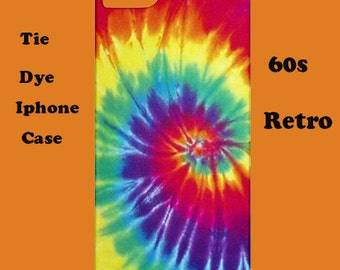 Tie Dye iphone case, iphone case, 60's, cover, retro, iphone 6, iphone 5, cover, iphone 6 plus, iphone 4
