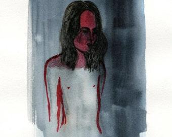 Red-original artwork