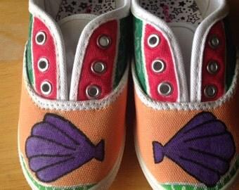 Disney's Little Mermaid Ariel Shoes