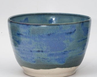 Red, Blue/Green Bowl