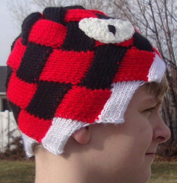 Striking Sports-fan Monster Hat