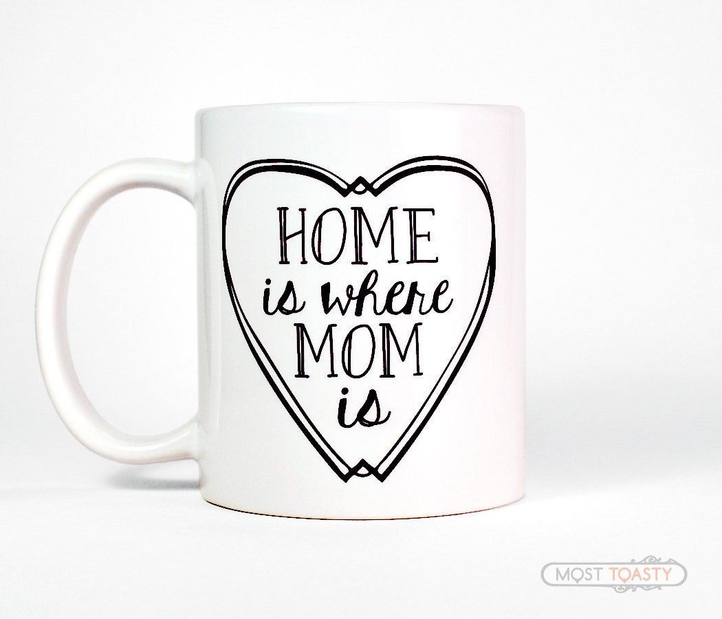 Home is where mom is | Etsy