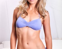 Halter Bikini Top - Available in 7 colors!