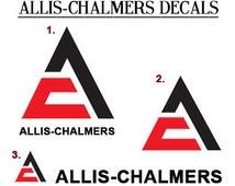 Popular items for allis chalmer on etsy for Garage ford massy