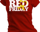 RED Friday Knockout Tee