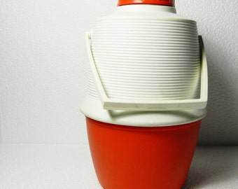 Vintage Poloron Thermos Cooler Vacucel Insulated U.S.A.1970's