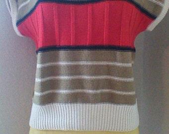 Liz Claiborne 80's Knit Sweater