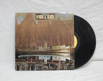The Beach Boys Holland Vintage Vinyl Record (c)1972 MS 2118