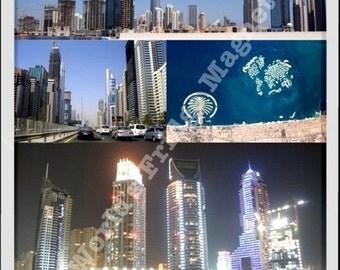 AE07 Dubai-I Love-fridge magnet refrigerator-magnet fridge refrigerator-souvenirs