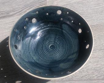 Fruit ceramic dish