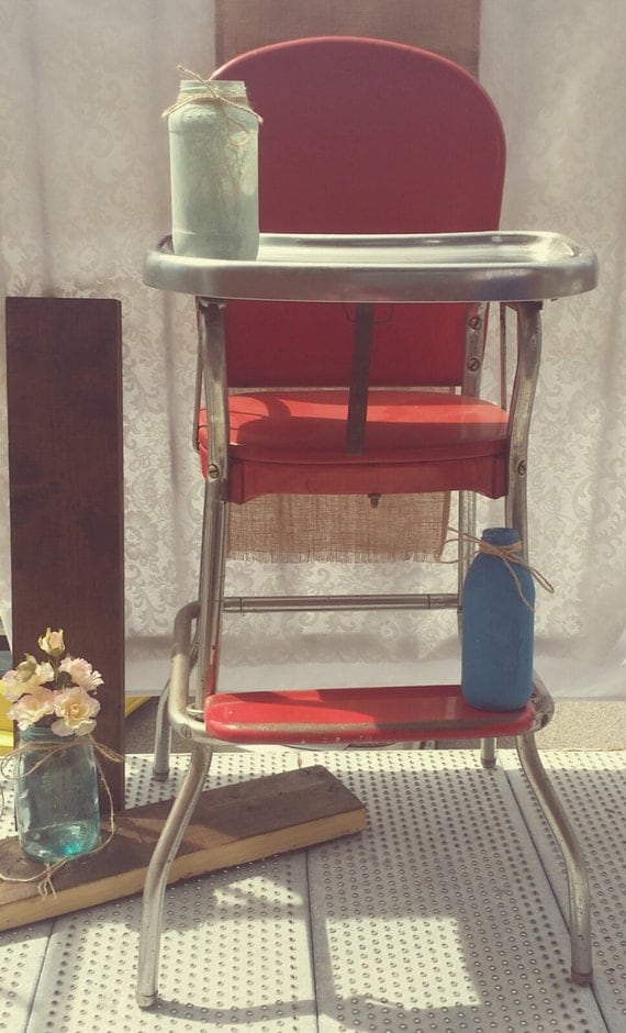 Antique 1950 39 S Cherry Red Costco High By MySweetheartMemories