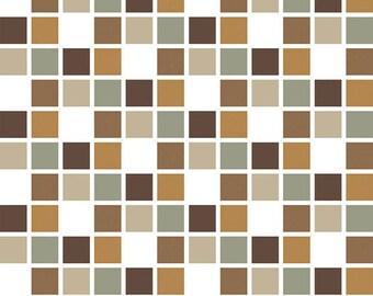 3 color combos of 100% eco- printed  organic hemp fabric