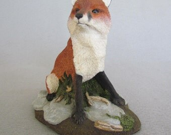 Limited Edition Red Fox Sculpture by Gary Stevenson