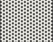 Oval Elements Collection - Cookies 'n Cream  - Black, White and Grey - Art Gallery Fabrics - Premium Cotton Quilting Fabric - One Yard