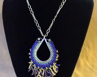 Double Trouble 2-Sided Necklace
