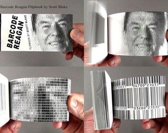 Barcode Reagan Flipbook