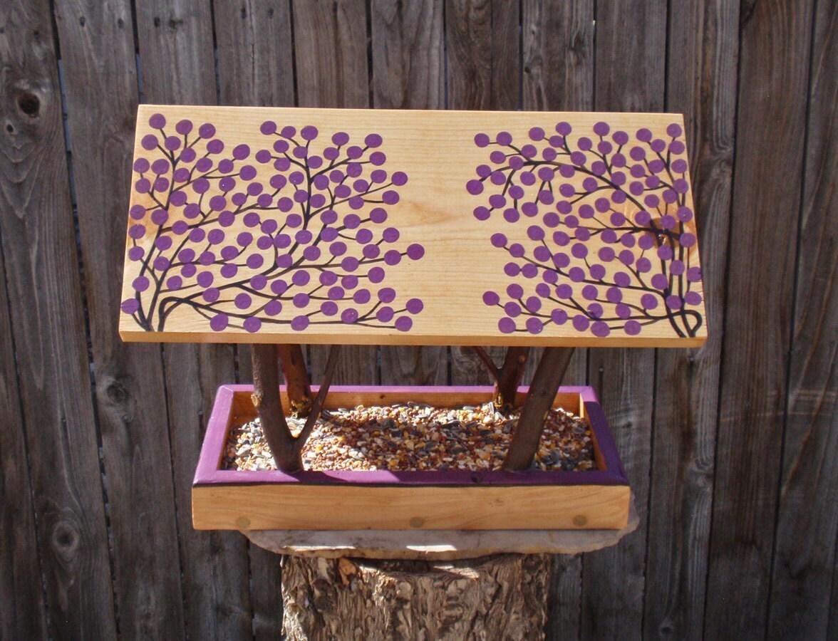 Summer sale persnickety bird feeder handmade open air bird for Persnickety home designs