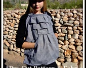 Kit-Nursing Cover-Sewing Kit-Designer-Pre Cut Fabric Pattern and Carry Bag-Signature Pocket Style-Bonus Mom and Kids Books