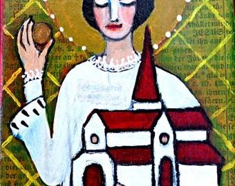 Patron Saint Adelaide-brides-widows-homemakers-