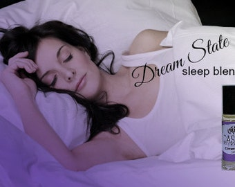 Dream State Synergistic Blend .33 oz roll on ready to use aromatherapy