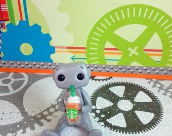 Frappuccino Robot