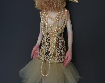 Victoria Rebirth art doll by Victoria Rose Martin