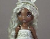 porcelain ball jointed art doll, full outfit included, Meka 5/50 by ladymeow