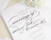 Marriage Wedding Invitations, Purchase this Deposit to Get Started