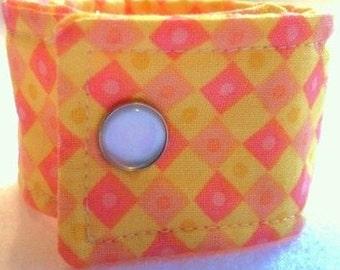 Cuff Bracelet Fabric Wristband Spring Summer Fashion