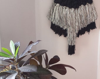 Wallhanging Black Cloud - on sale now - 50% off